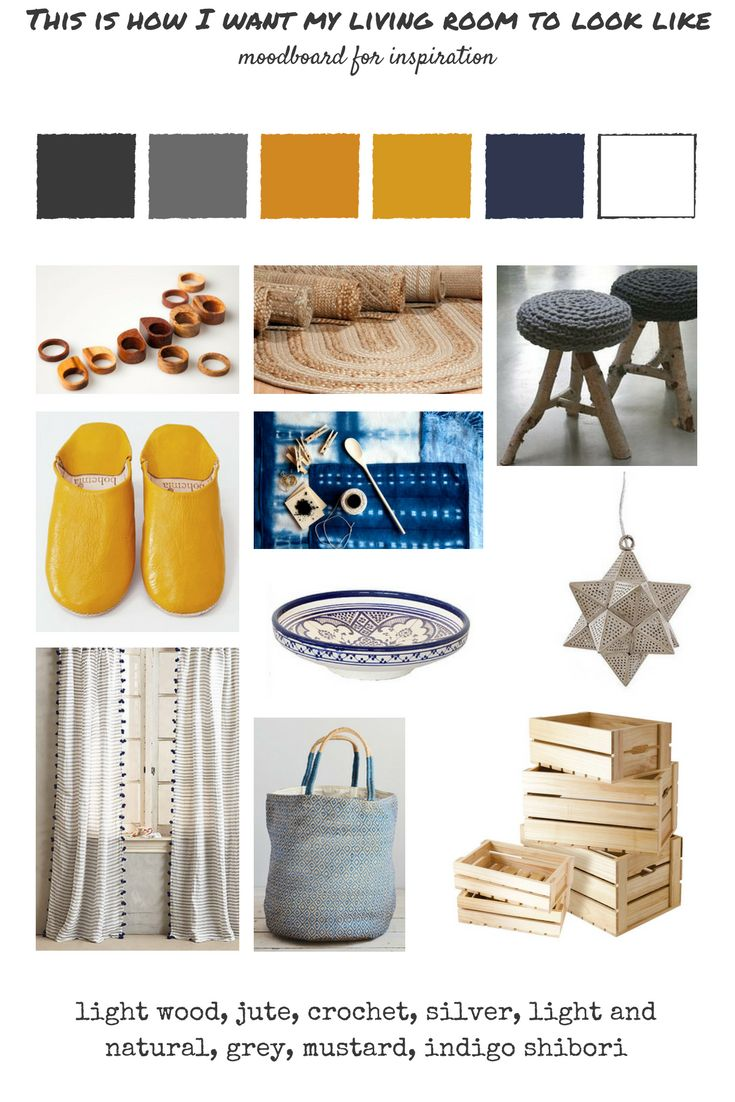 MOOD BOARD FOR OUR LIVING ROOM - packmahome