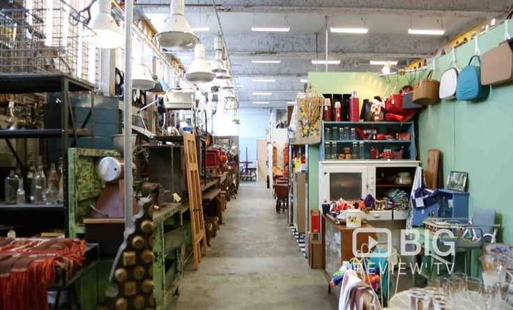 Mitchell Road Antique & Design Centre