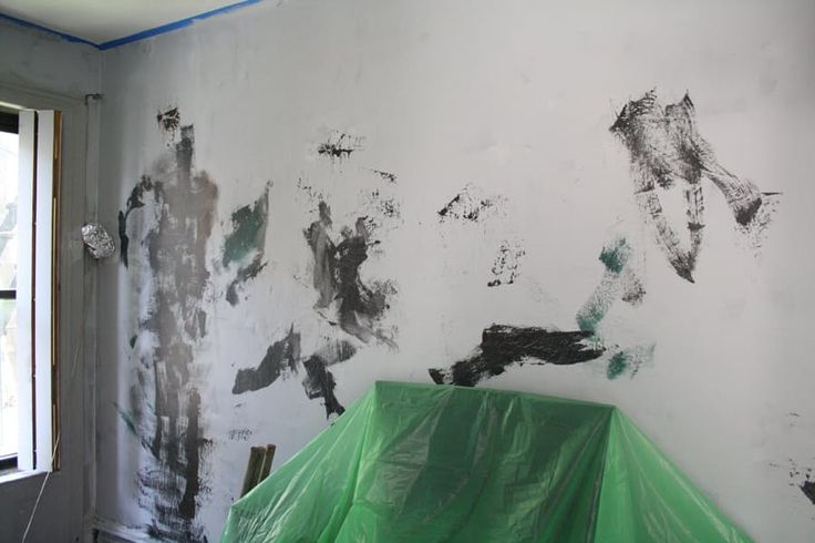 How To Paint Faux Concrete