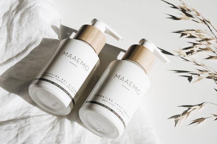 Minimalist packaging | Skincare