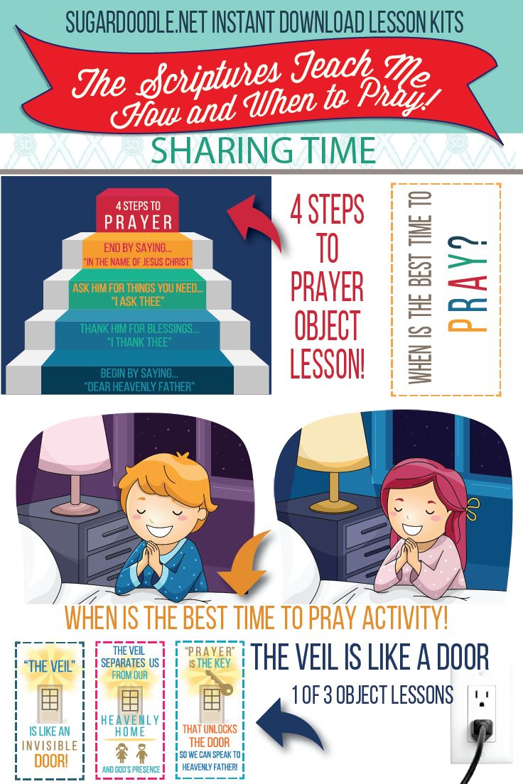 2016 - October Week 2 Sharing Time Kit Primary Sharing Time / Sharing Time 2016 Theme: I Know The Scriptures Are True / Primary Sharing Time Ideas to enrich your lessons. {Sharing Time October 2016 Week 2}