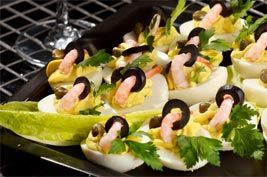 This is a great website for quick and easy appetizers and recipes.