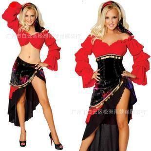 Пиратские костюмы для танцев