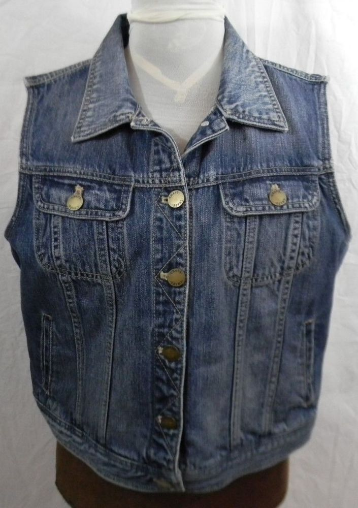 1000  ideas about Jean Jacket Vest on Pinterest | Jean jackets ...
