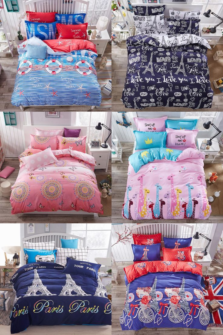 Arts and crafts style bedding -  Visit To Buy 2017 New Low Price Navy Nautical Style Bedding Set Colorful Dear