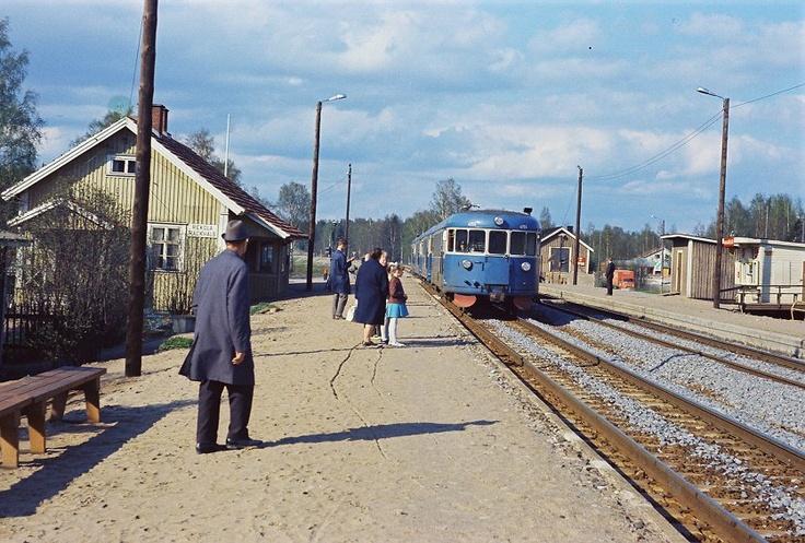 Rekola, Vantaa, Finland in 1969