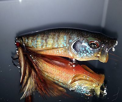 1000 images about freshwater lures on pinterest for Fishing lure paint
