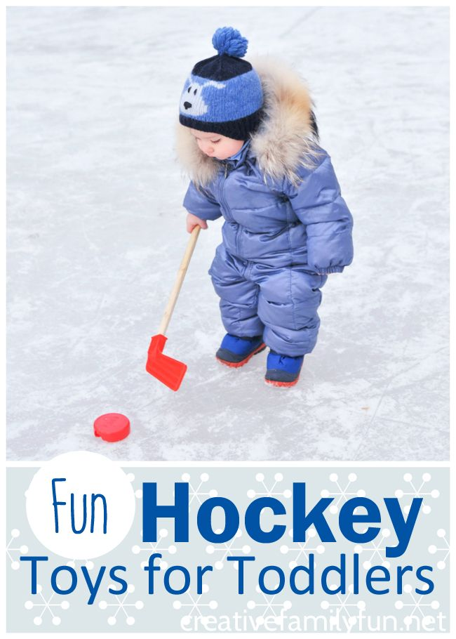 Hockey Toys For Toddlers Creative Family Fun Toddler Toys Toddler Gifts Toddler Activities