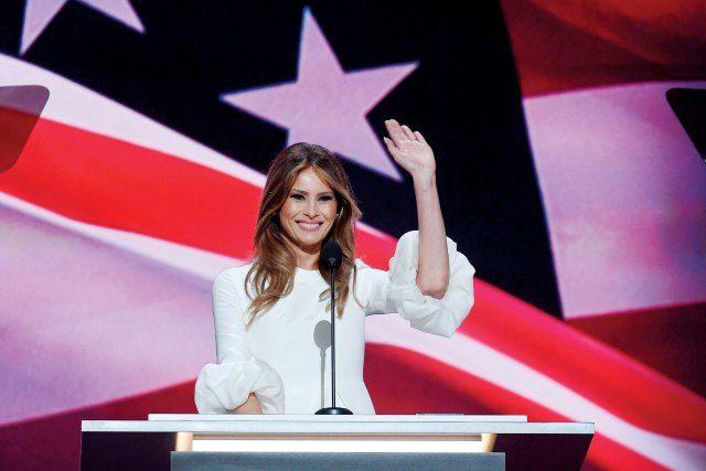 Diplomacy à la Mode: Will Designers Dress Melania Trump?