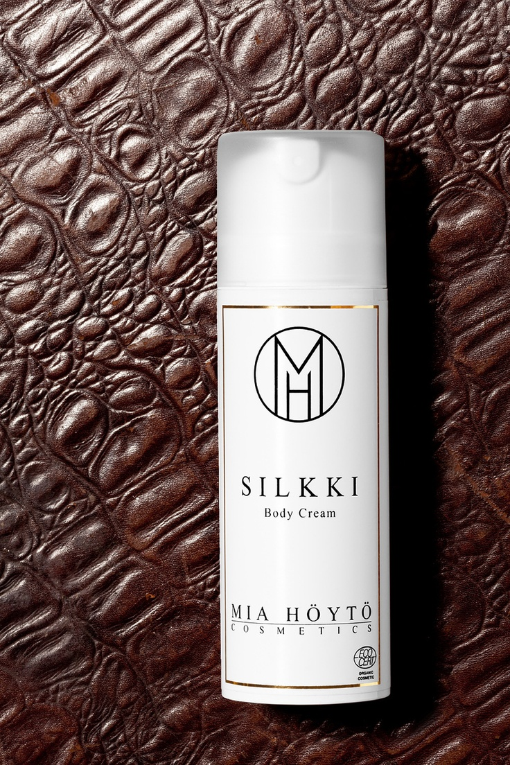 Silkki Body Cream