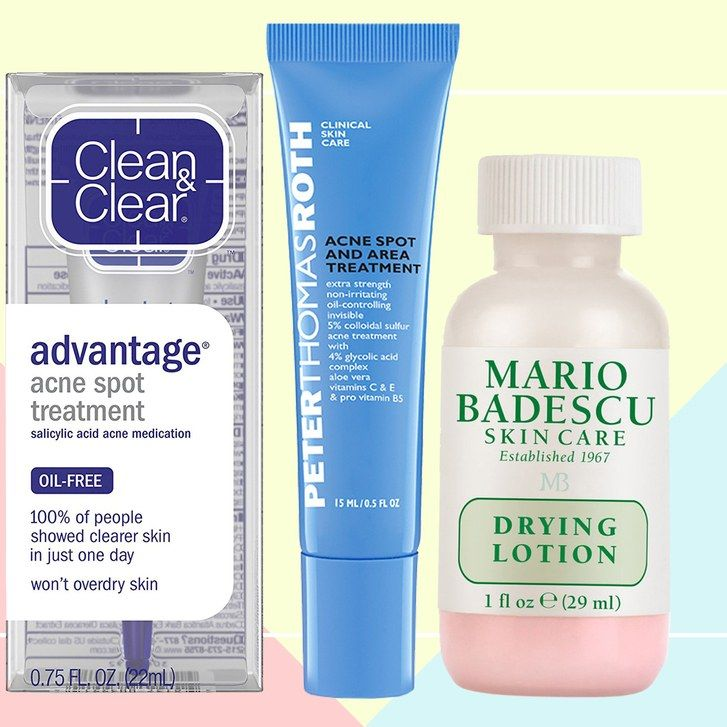 The Best Acne Spot Treatments That Get Rid of Breakouts FAST