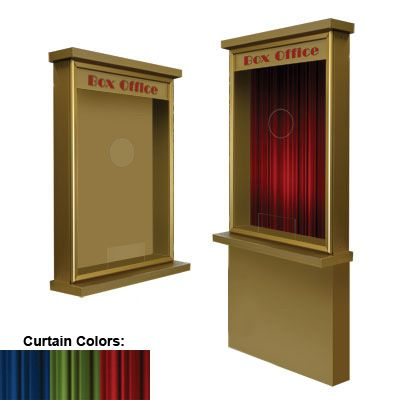 Home Theater Ticket Booth Box Office Standard - Home Theater Mart