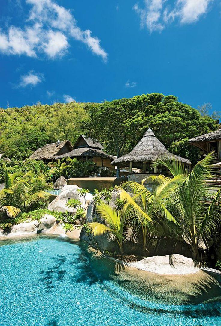 Ah Praslin, the perfect tropical getaway.
