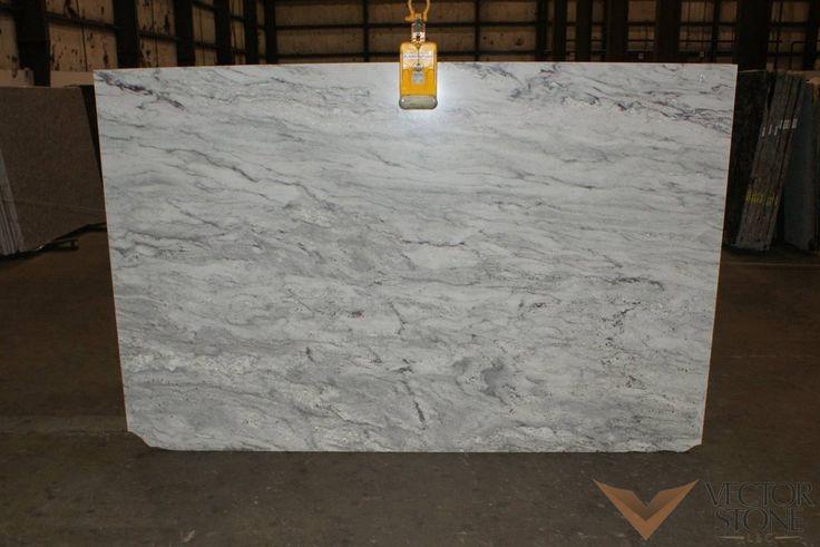 Thunder White granite  Kitchen  Thunder white granite White granite Home decor