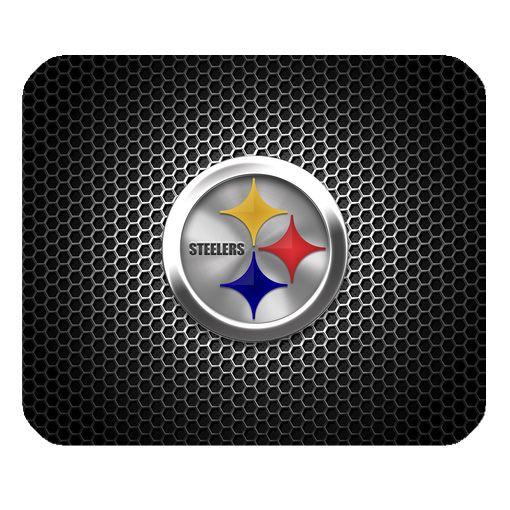 Football Pittsburgh Steelers Mousepad // Price: $  //     #tagsforlikes
