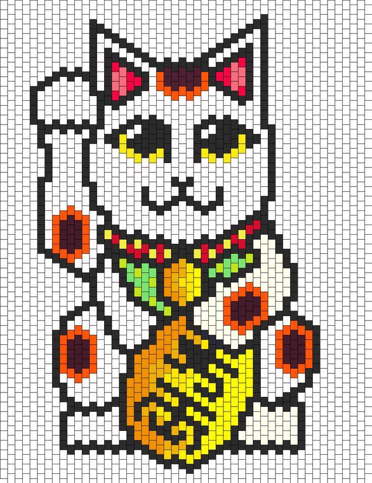 DIY a Cute Maneki Neko Cat