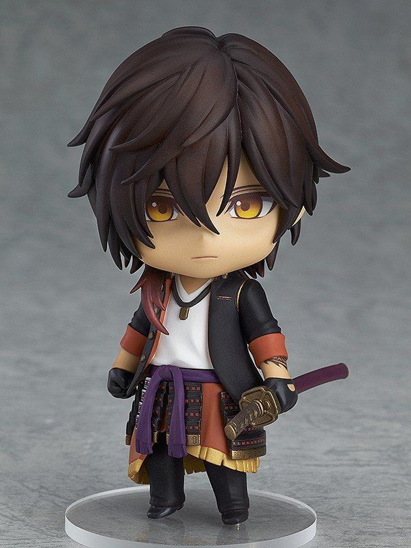 "Pre-Order Release Date: March 2017 ""I have no intention of being friends."" From the popular browser and smartphone game 'Touken Ranbu -ONLINE-' comes a Nendoroid of Okurikara, the aloof sword that wou"