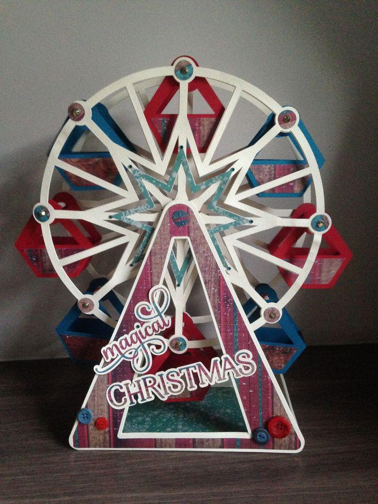 Ferris Wheel @svgcuts