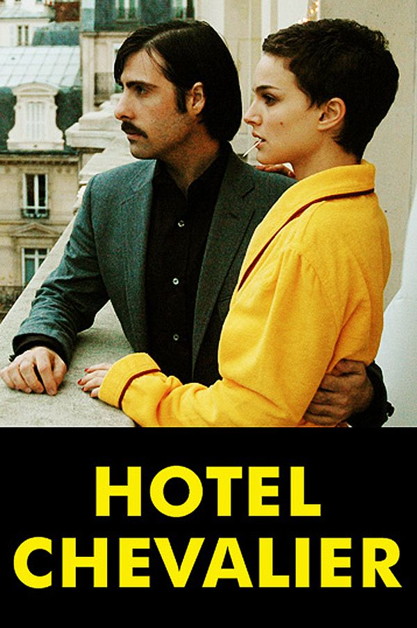 """Hotel Chevalier,"" film short prelude to ""The Darjeeling Limited"""