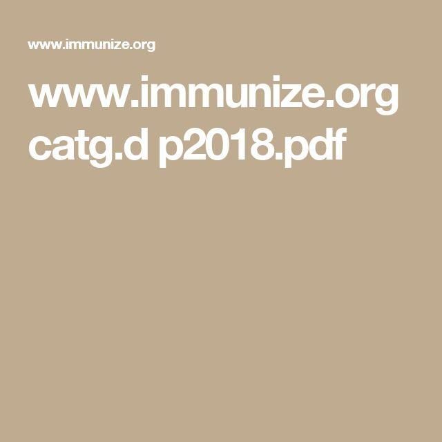 www.immunize.org catg.d p2018.pdf