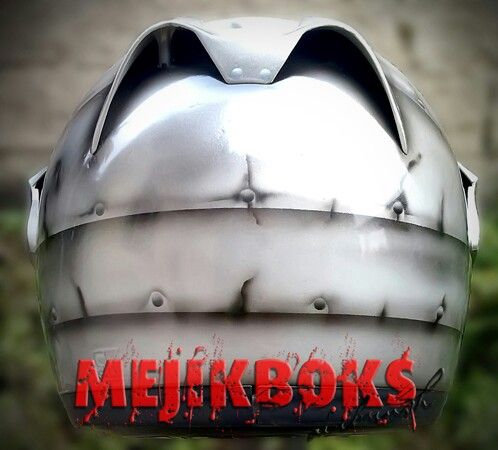 Tin helmet 5