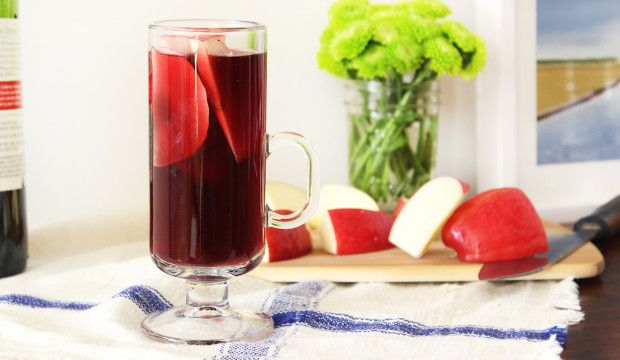 Mulled wine recipe simple
