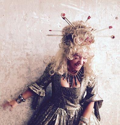 """""""Τα παραβάν"""", φωτογραφία του ηθοποιού Ορέστη Καρυδά"""