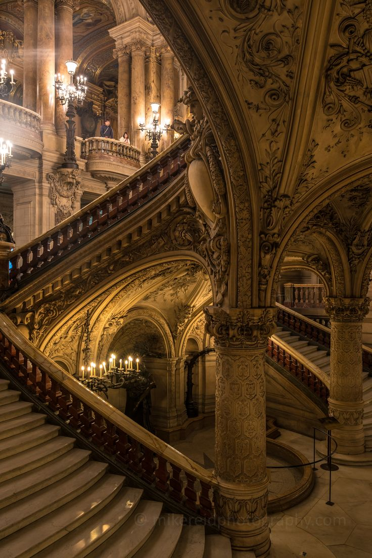 """Palais Garnier has been described as the only one that is """"unquestionably a masterpiece"""""""