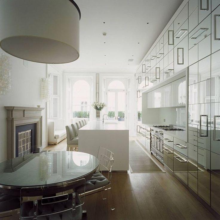 De 1000 Im Genes Sobre Interiors Kitchens En Pinterest Cocina De