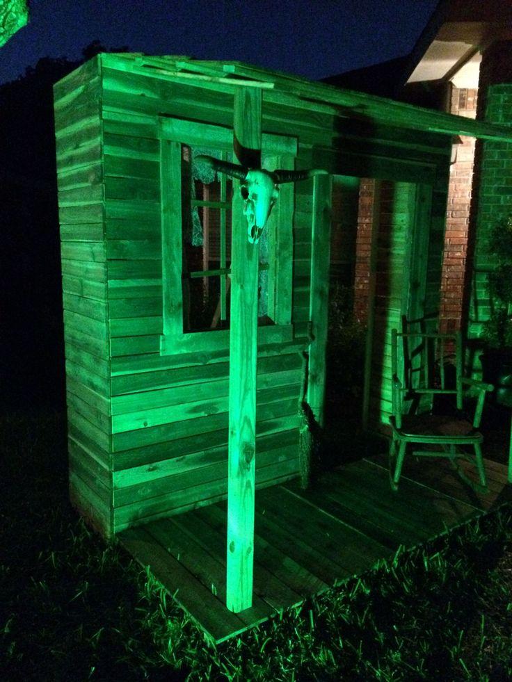 ghost town halloween haunt