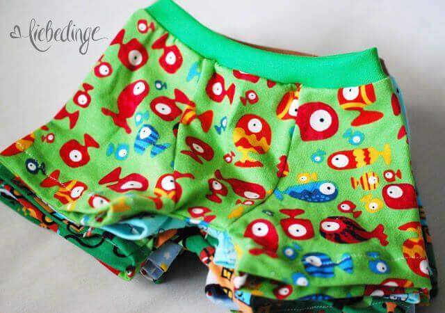 Retro-Shorts für Jungs I Gratis Schnittmuster zum Drucken ❤ Nähanleitung mit Bildern ❤ schön & einfach ❤ Freebook ✂ Jetzt Nähtalente.de besuchen ✂