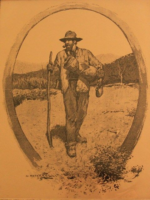 William Hatherwell, The Swagman