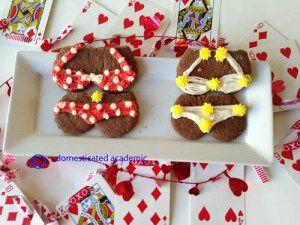 Buttercream Bikini Cookies   Domesticated Academic
