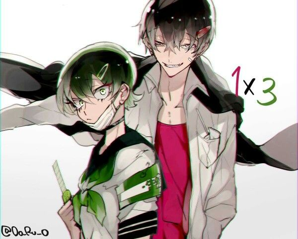 Choromatsu & Osomatsu