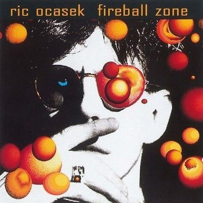 Fireball Zone [Audio Cassette] Ocasek,Ric
