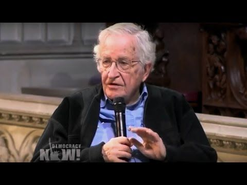 16 Jan '17:  Noam Chomsky - How to Deal with the Trump Presidency - YouTube - Chomsky's Philosophy - 11:19