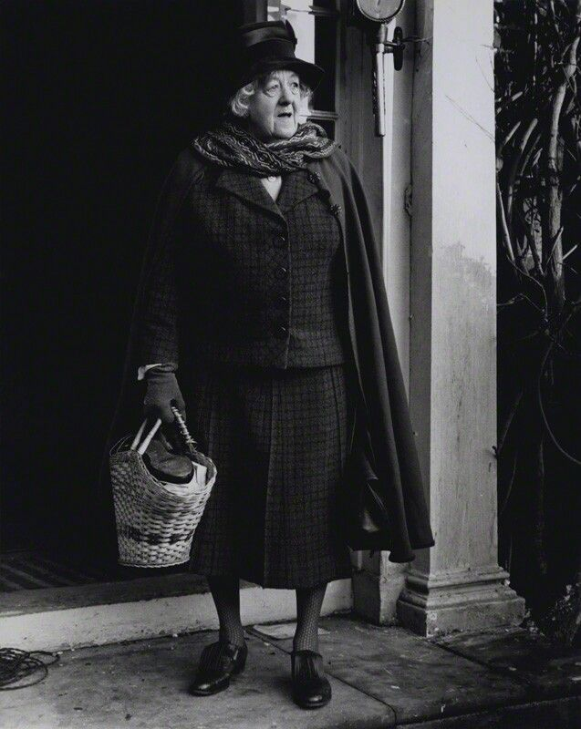 Margaret Rutherford as Miss Marple in Murder at the Gallop