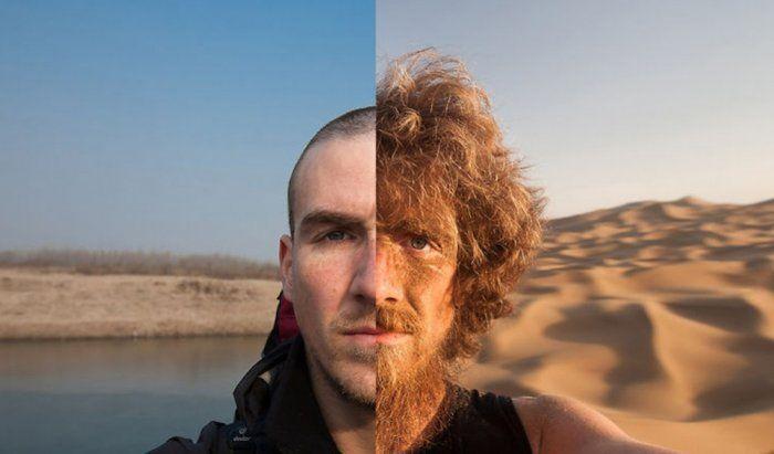 #Fotografia, The longest way 1.0, la follia di #Christoph