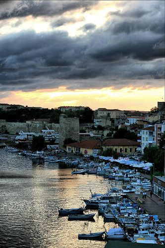 Sinop Harbor |Turkey by Caucas'
