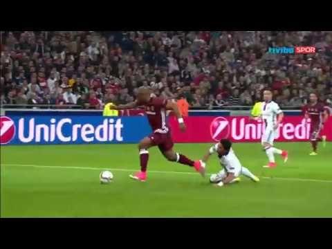 Lyon - Beşiktaş 0 - 1 Ryan Babel
