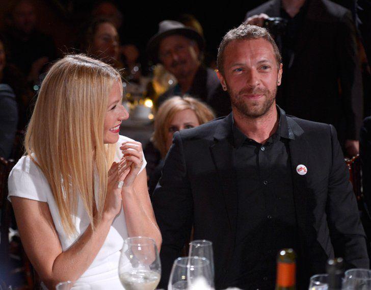 Pin for Later: Überraschung! Diese Stars haben heimlich geheiratet Gwyneth Paltrow und Chris Martin Gwyneth Paltrow und Coldplay-Sänger Chris Martin hatten eine geheime Trauung in einem südkalifornischen Hotel im Jahr 2003.