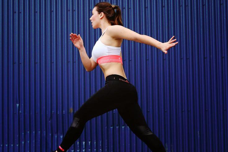 #StellaSport x adidas #fitness #athleisure