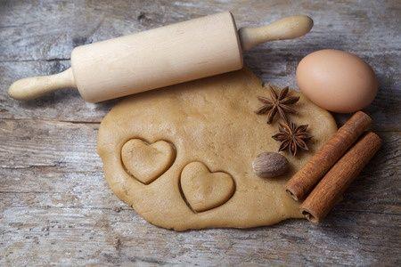Egyszerűen elkészíthető keksz recept, akár Karácsonyra is!