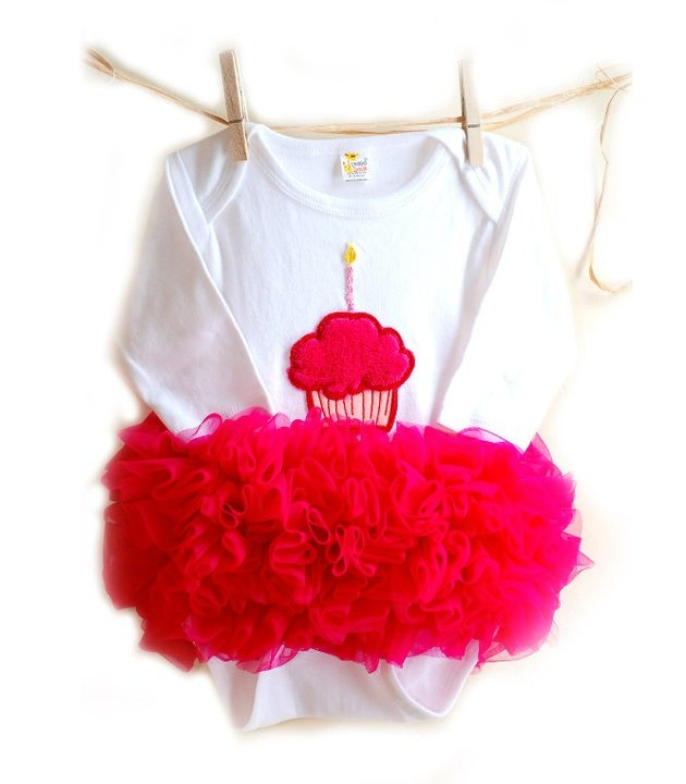 Moxie Couture Cupcake Tutu OnsiePrice:Was $44.00 Sale! $22.00