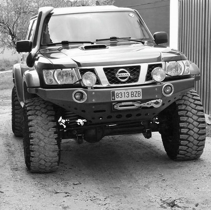 TANK PATROL Nissan Patrol Gr Y61 Wagon