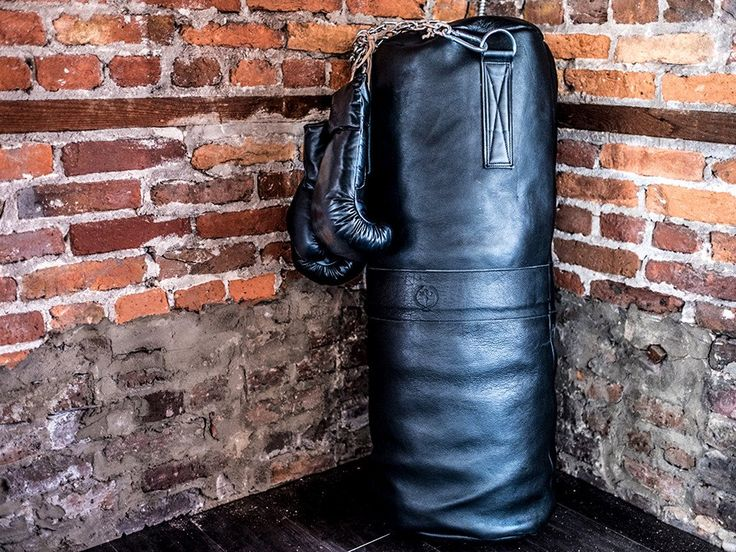 Most Vintage Player's MVP Heritage Punching Bag adds style, pizzazz and ultimate fitness regime to your next week's workout.