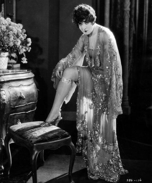 Marie Prevost, 1927, publicity shot for Getting Gertie