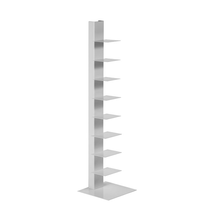 This modern take on a book shelf is constructed form welded steel for  strength. Designed - 25+ Best Ideas About Sapien Bookcase On Pinterest Short