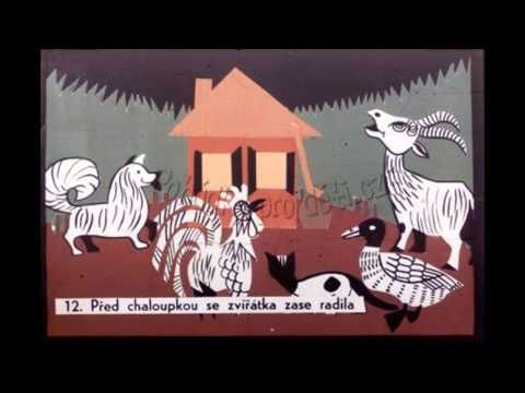 O chytrých zvířátkách a zlých loupežnících Audio pohádka - YouTube