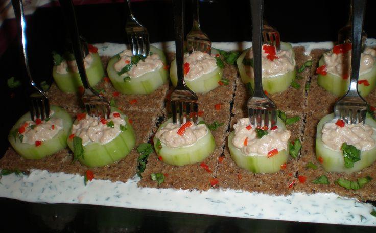 cucumber tuna